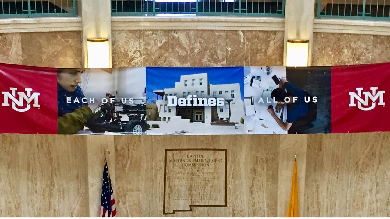 UNM Day at the Legislature