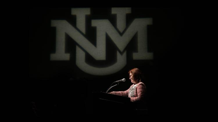 UNM President Garnett S. Stokes delivers State of the University address