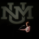 UNM President Garnett S. Stokes delivers State of the University address