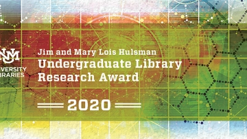 Funding award opportunity for undergraduate researchers