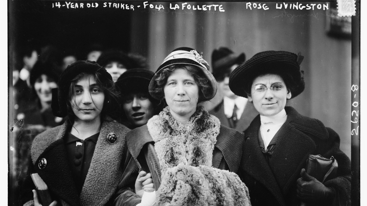 Suffrage strike