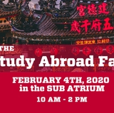 UNM hosts Study Abroad Fair
