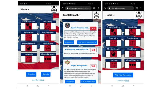 ABQ Veterans App
