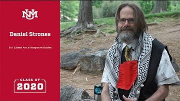 Inspirational Lobo Grads 2020 | Daniel Strones