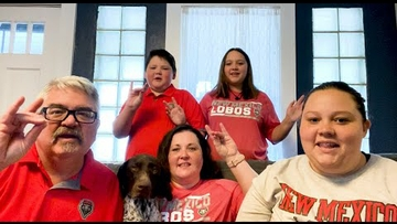 Proud Lobo Families