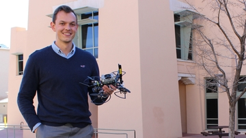UNM, Sandia collaborate on project to assess threats of small unmanned aerial systems