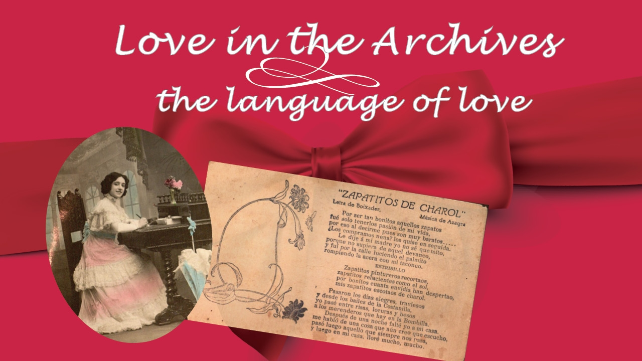 Love in the Archives newsroom 2020