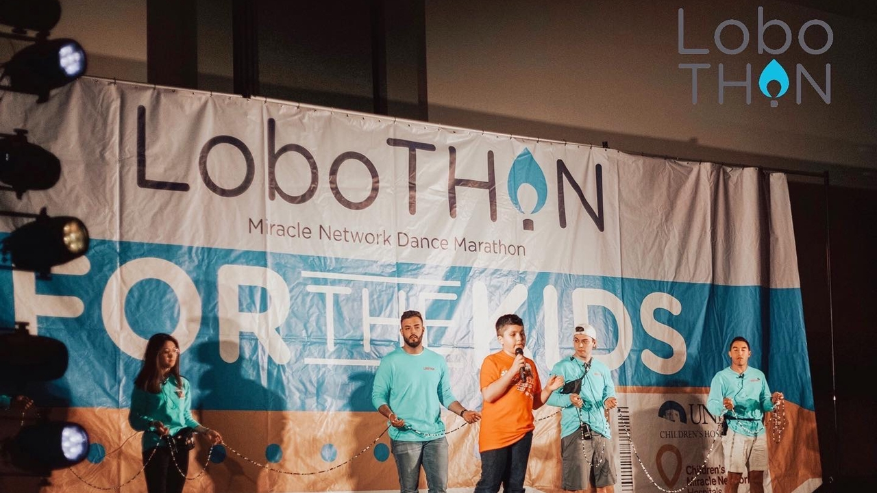 LoboTHON announces jaw-dropping goal for donations