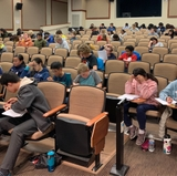 Mathematics contest challenges students across New Mexico