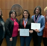 UNM-LA students named to 2020 Phi Theta Kappa All-State Team