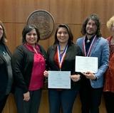 UNM-LA students named to 2020 Phi Theta Kappa All-State Team