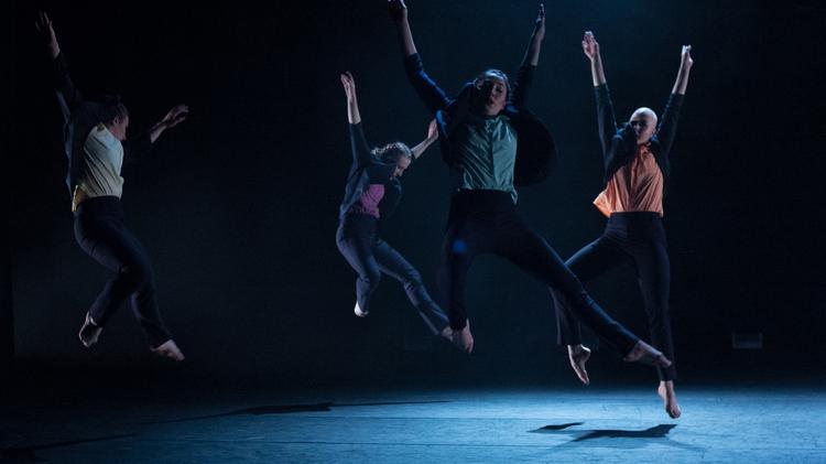 Faculty dance contemporary