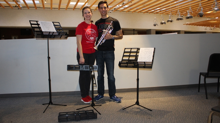 Building a better music stand
