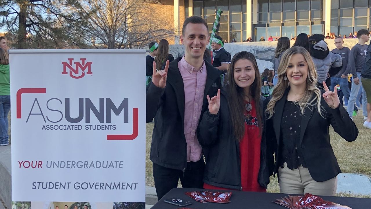 ASUNM represented undergraduate