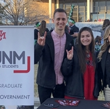 ASUNM meets with young leaders at state conference