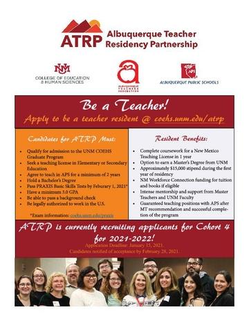 ATRP Cohort IV Flyer 1 for email