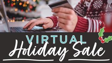 UNM Bookstores host Virtual Holiday Sale online Nov. 16-20