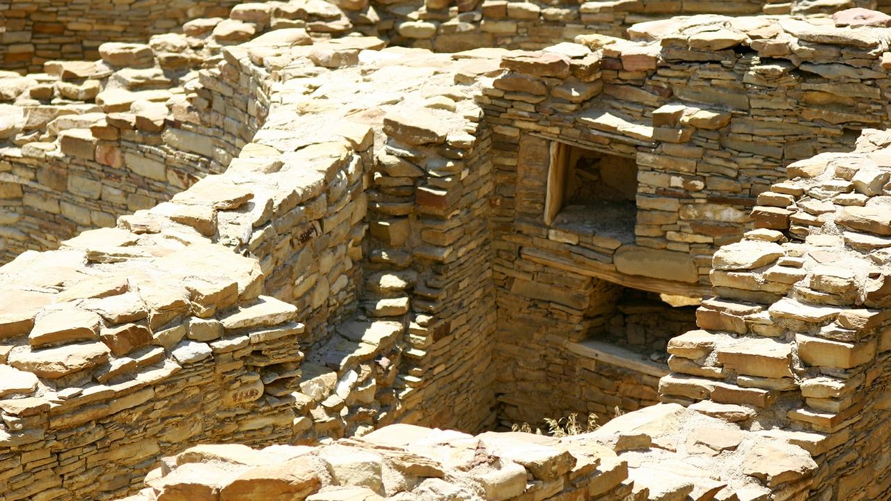 Chaco treasure trove