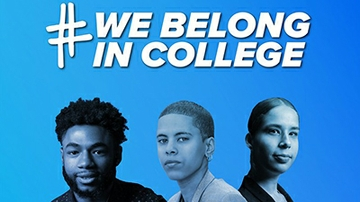 'We Belong In College' scholarships available