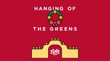 Hanging of the Greens joins the virtual movement