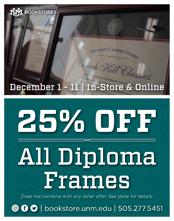 Bookstore Diploma Frames