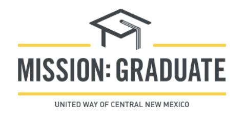 Mission- Graduate logo