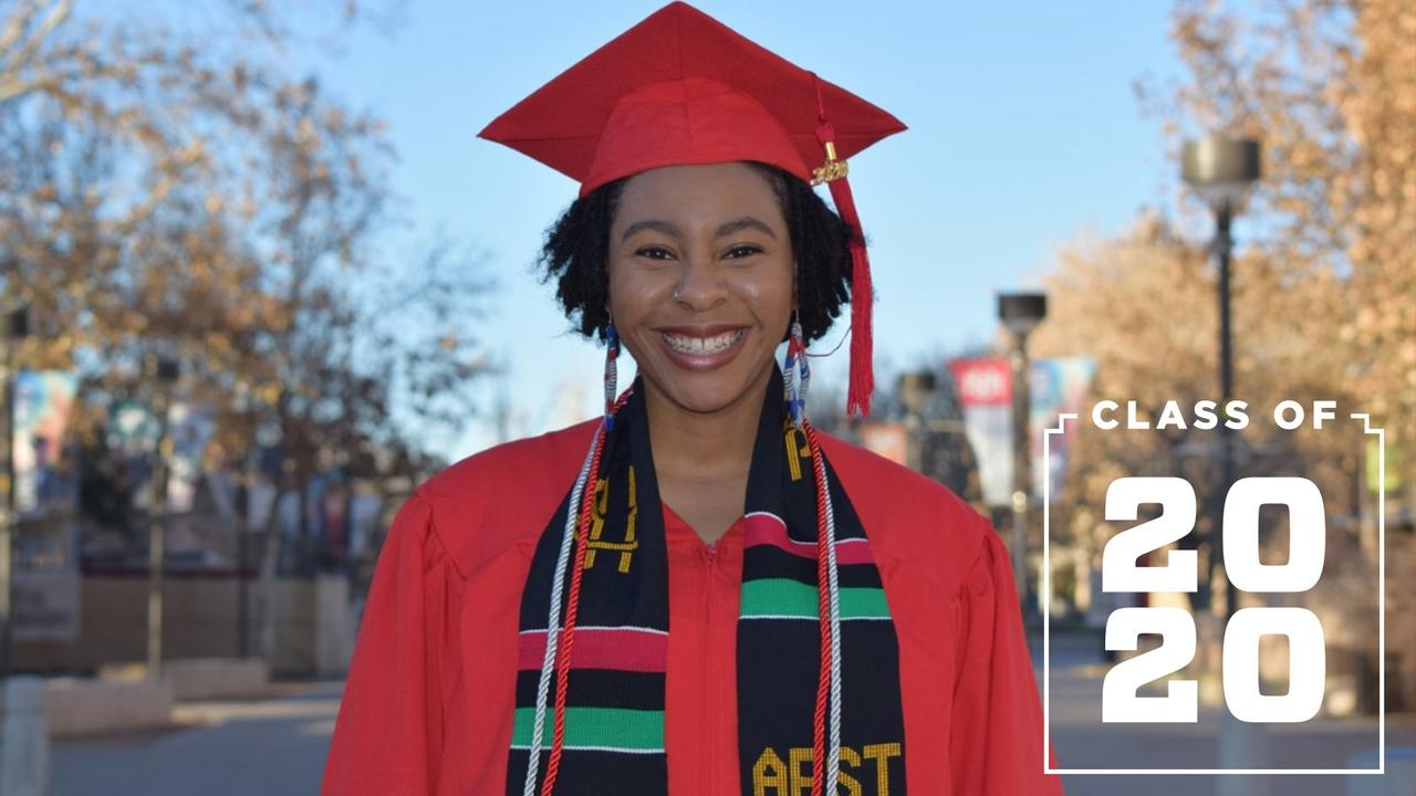 Beth Allen graduate