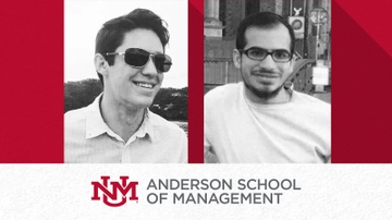 UNM Anderson students take top honors in international competition