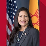 UNM alumna makes history, selected as interior secretary designate