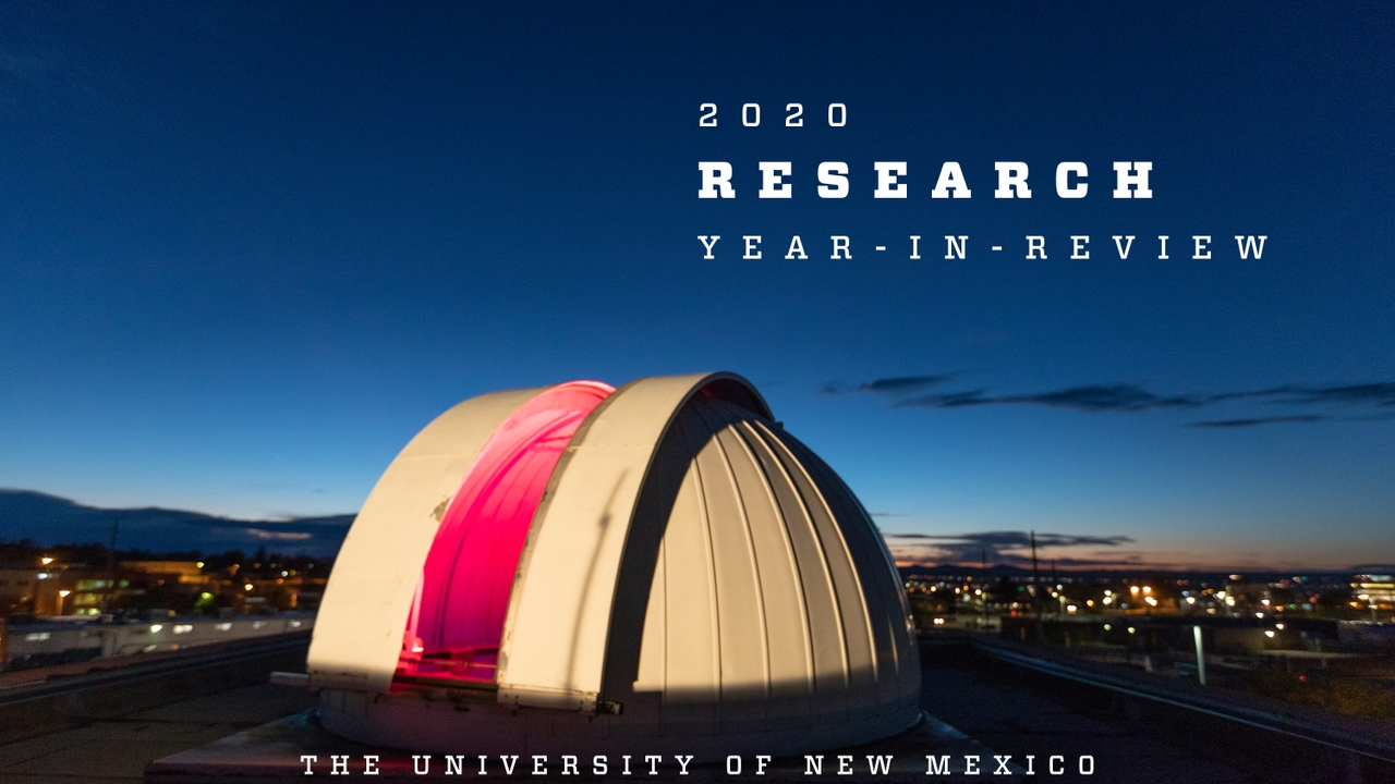 2020 research year in review