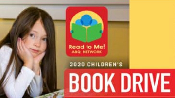 'Read to Me' Book Drive gives back to Albuquerque Community
