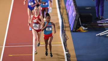 UNM to host NCAA Division I  Indoor Track & Field Championships