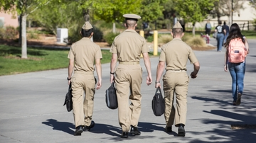 UNM Graduate Studies announces fee waivers for military service