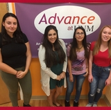 Advance interns learn real-world communication skills