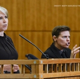 Deaf interpreter for state leaders is UNM grad