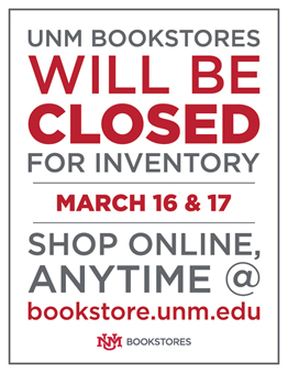 Bookstore closed inventory 2020