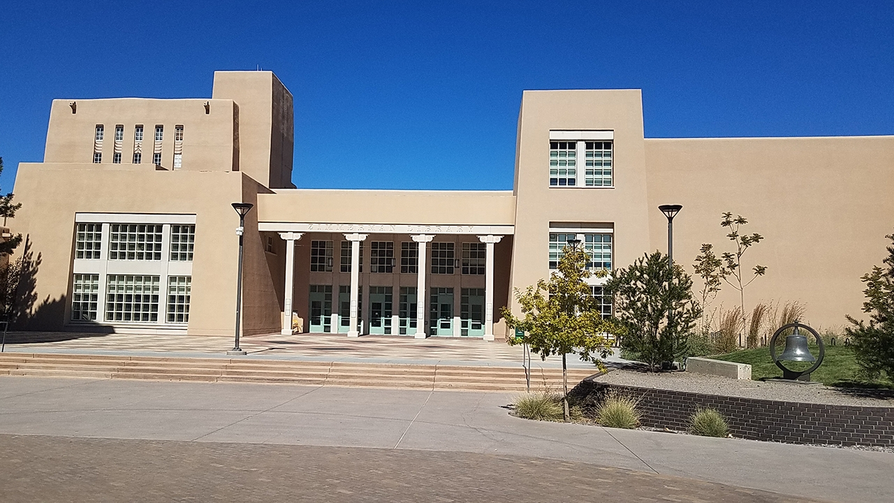 Zimmerman Library