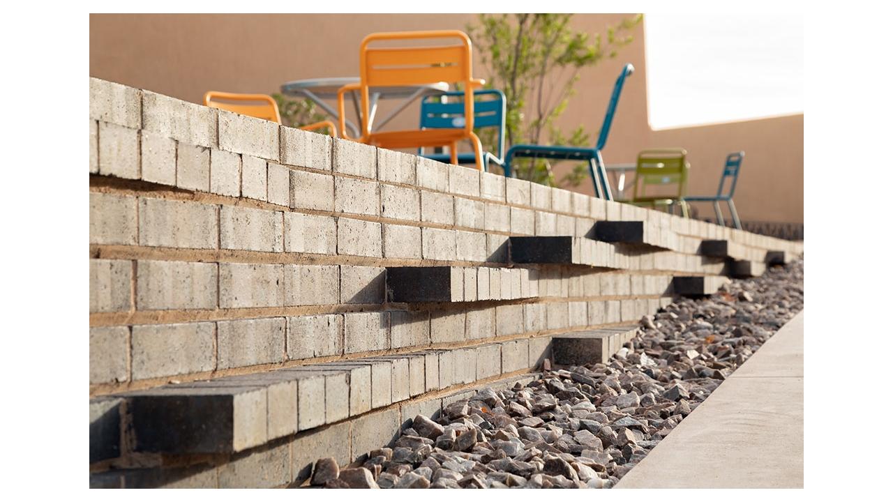 Prize-winning brickwork