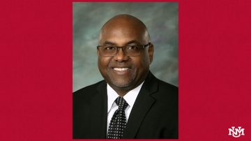Hansel Burley named dean of UNM's College of Education and Human Sciences