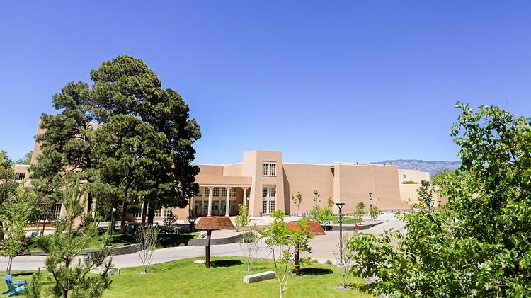 Zimmerman Library