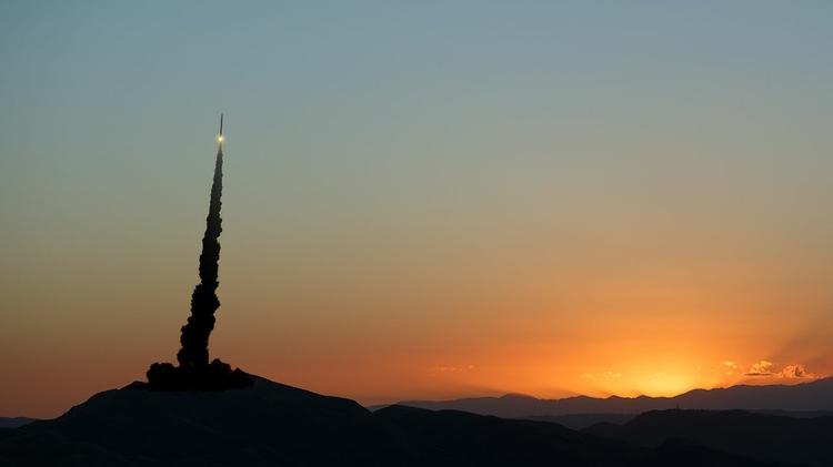 Rocket- Lobo Launch