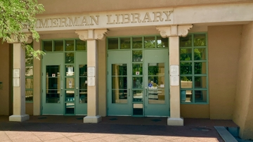 University Libraries offers book carryout service