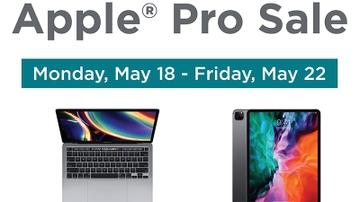 UNM Bookstore hosts Apple® Pro Sale Event through Friday, May 22