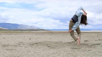 Dancer navigates challenge of collaboration in isolation