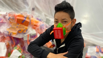 UNM mask making operation moves to Centennial Engineering Center