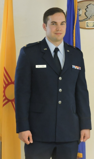 2d Lt Kyle Williams