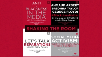 AASS hosts new Black Lives Matter series