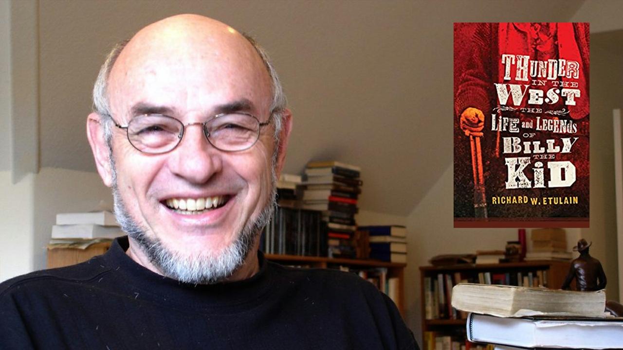 Professor Emeritus Richard Etulain