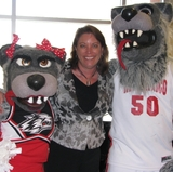 Kim Kloeppel retires after 25 years at UNM