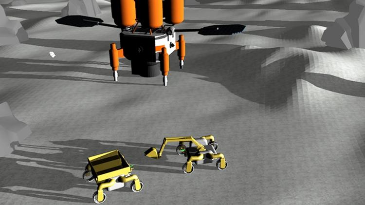 Robotics simulation